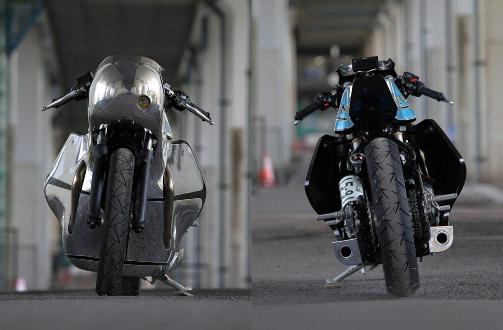 Hidemo custom Bobber Japan