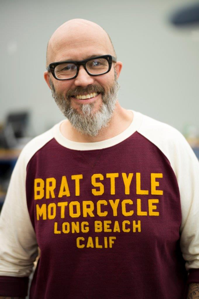 Ola Stenegard, Design Director for Indian Motorcycles