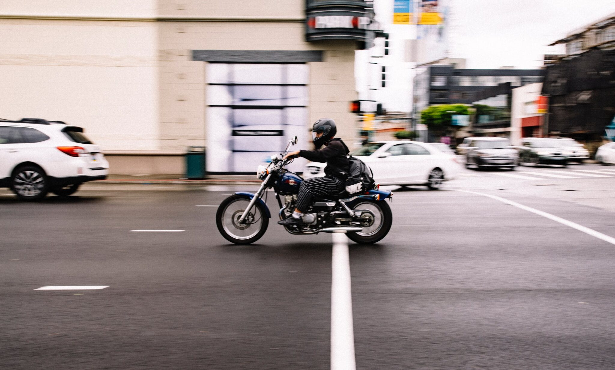Motorcycle VS Motorist Accidents: What You Can Do About Them