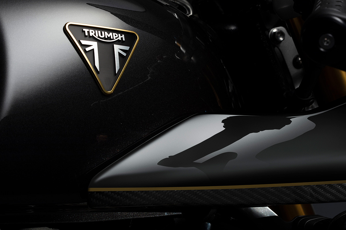 Triumph Motorcycles emblem