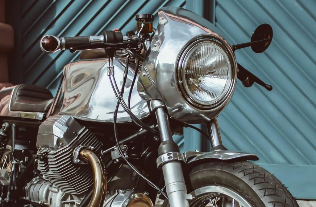 Hammer Kraftrad Moto Guzzi Le Mans 3