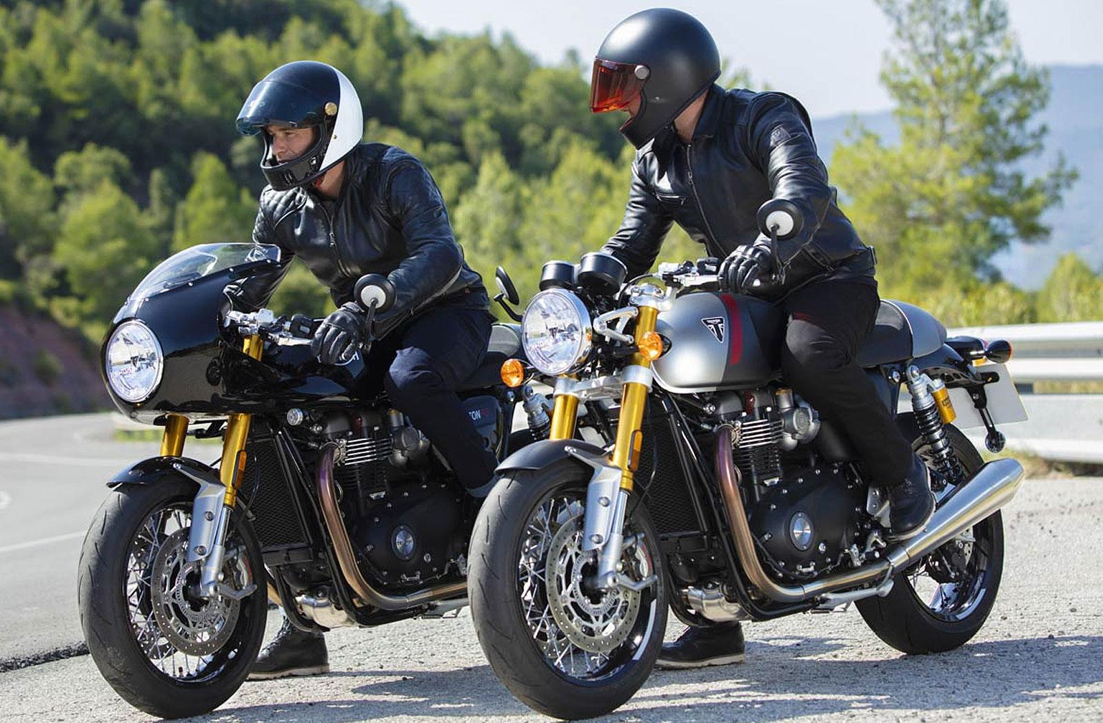 2021 Triumph Thruxton RS