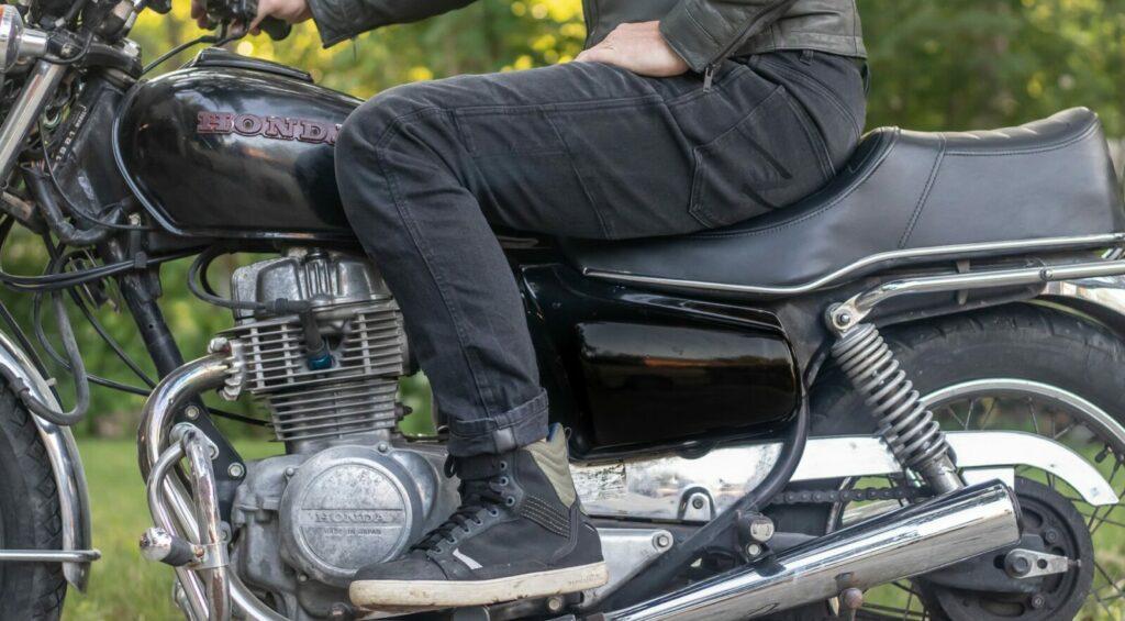 Pando Moto Boss Dyn AAA+ Jeans Review