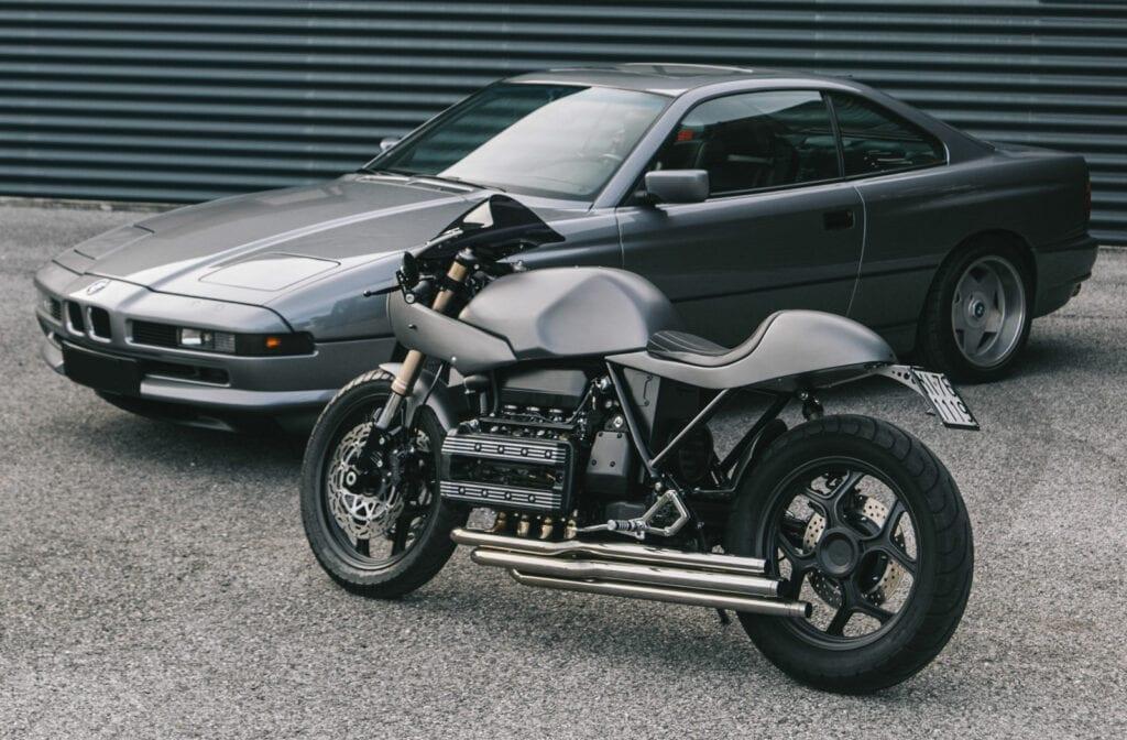 Mans Custom Worx BMW K100