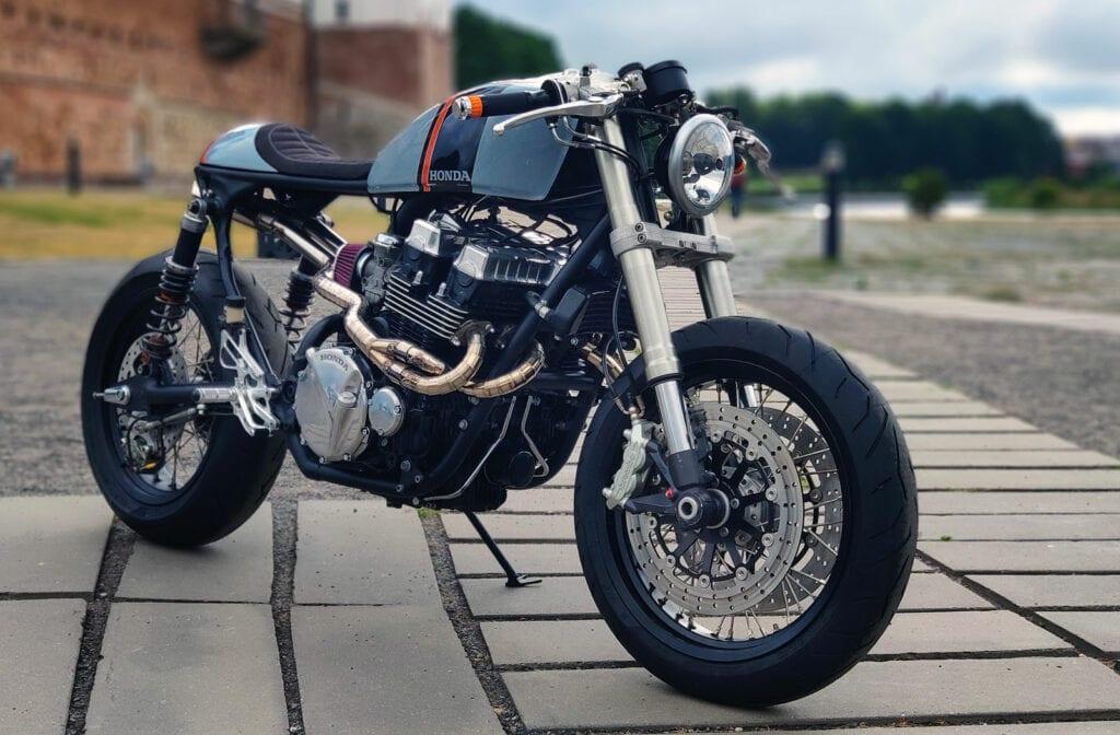 Sparta Garage Honda CB750