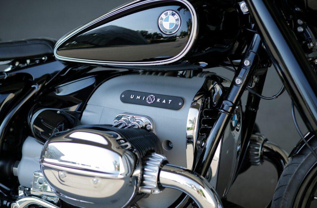 Custom BMW R18