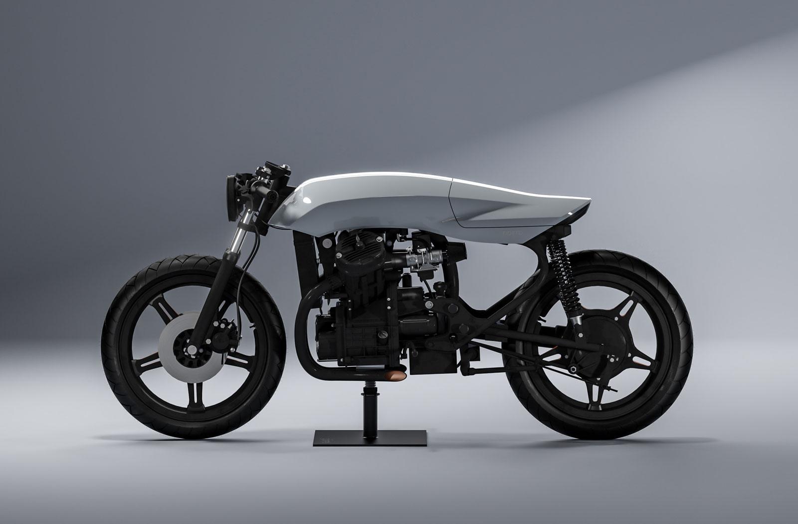 Bocanoite Customs Honda CB750