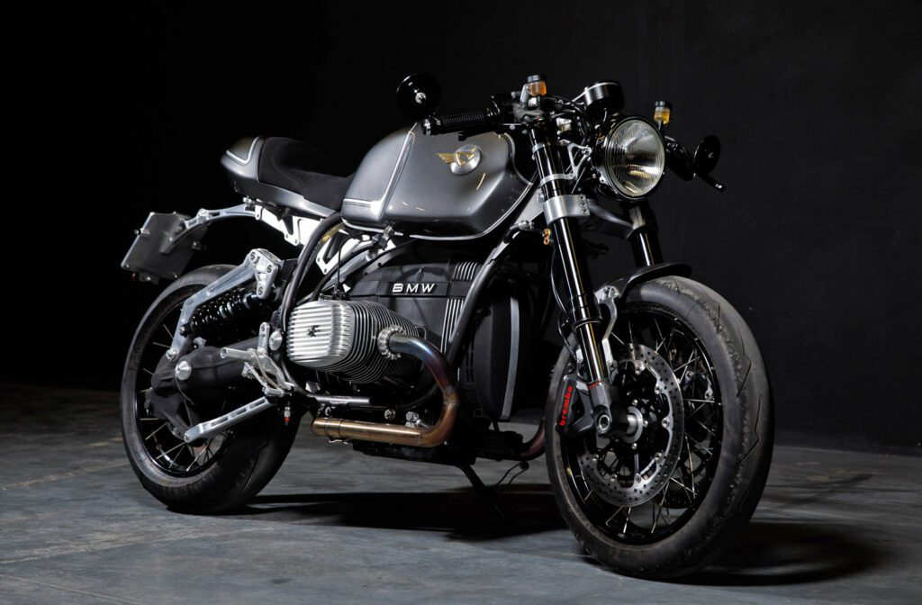Custom built BMW R100R