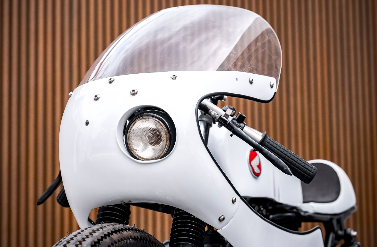 K-Speed Honda 125 vintage racer