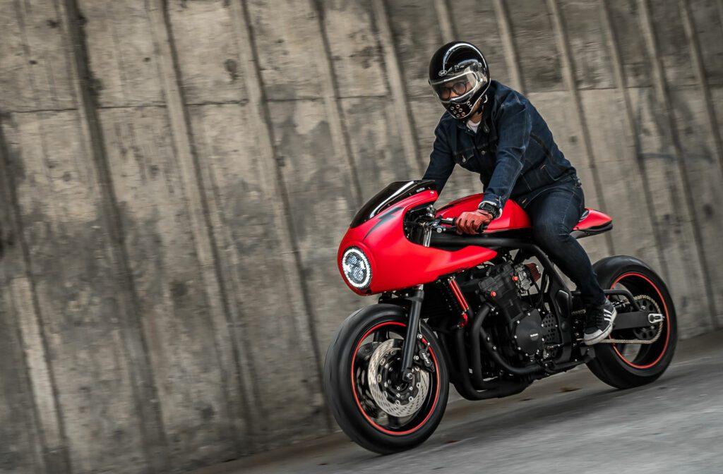 K-Speed Suzuki Bandit 600 cafe racer