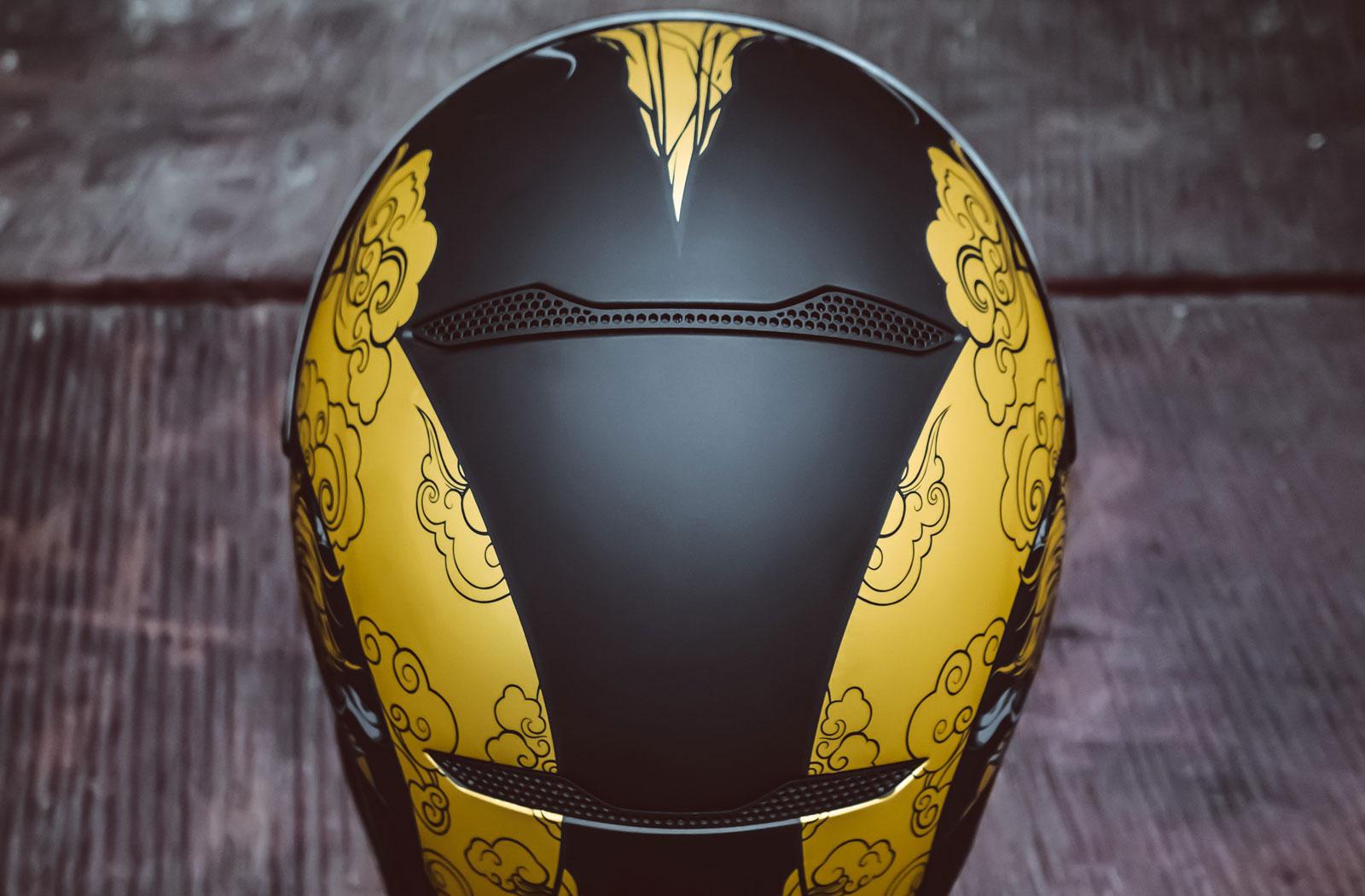 Ruroc Atlas 3.0 Fujin helmet