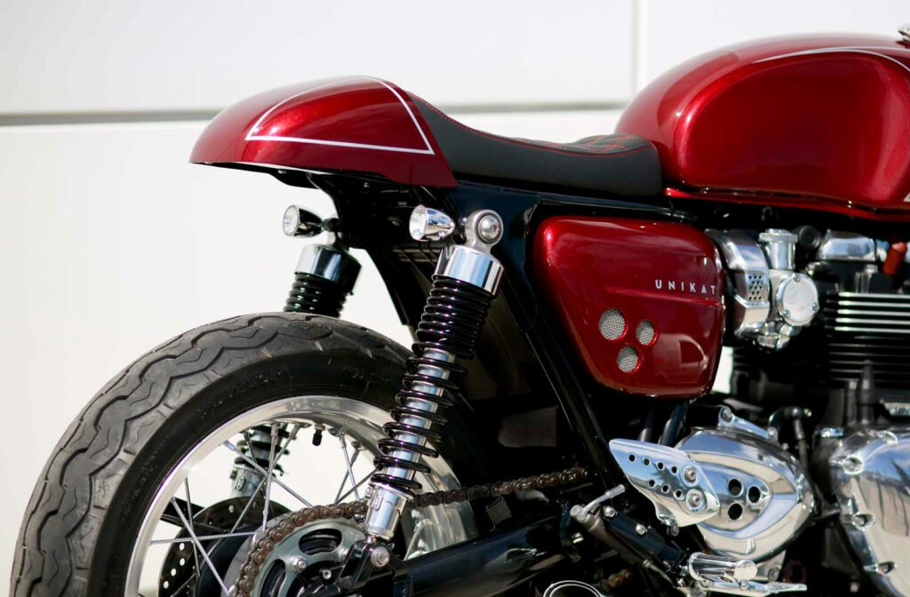 Unikat custom Triumph Thurxton