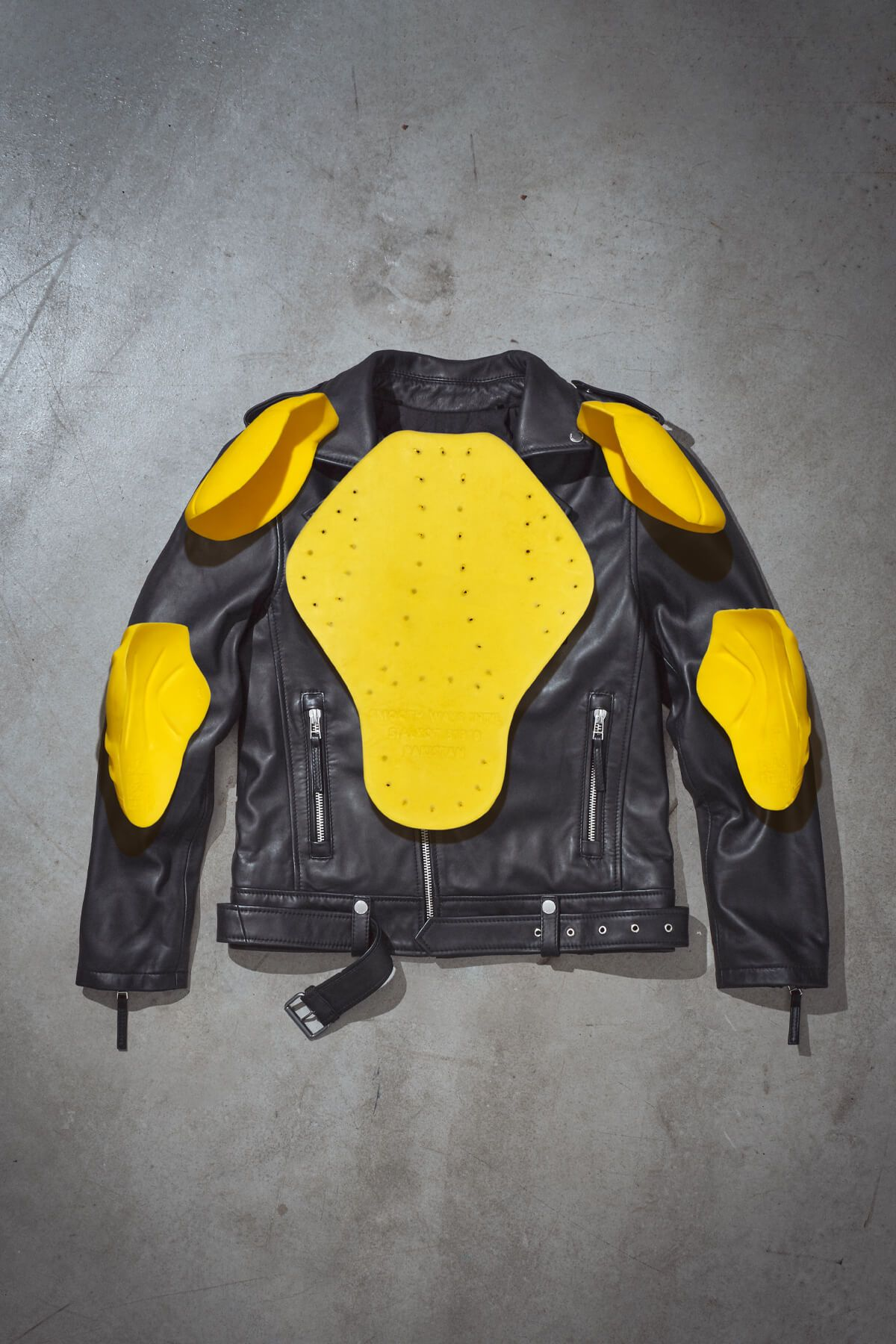 The Boda Skin's 'Voyager' leather motorcycle jacket with CE armour revealed