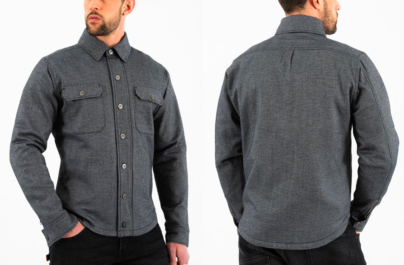 Rokker abrasion resistant riding shirts