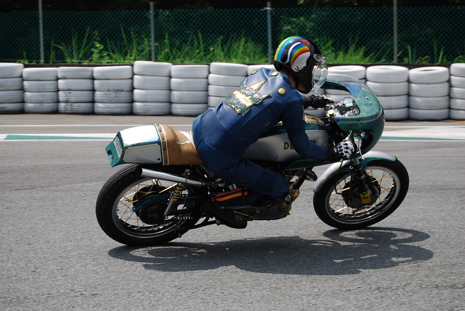Ducati 450 Sharman